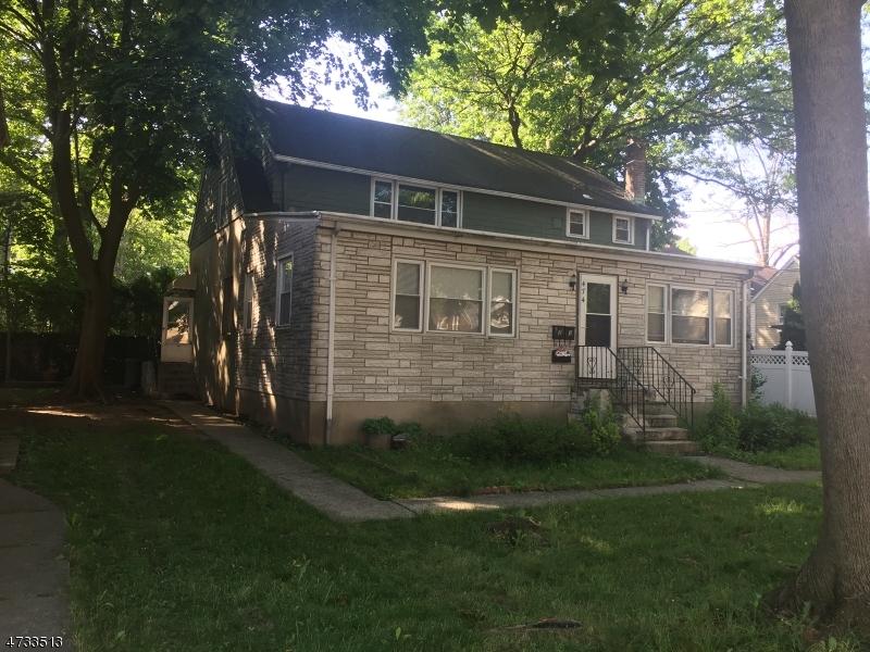 多户住宅 为 销售 在 474 Walnut Street Ridgefield, 新泽西州 07657 美国