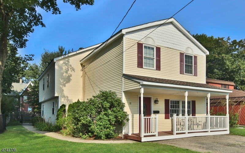 Single Family Home for Sale at 12 Adrian Street Pompton Lakes, New Jersey 07442 United States