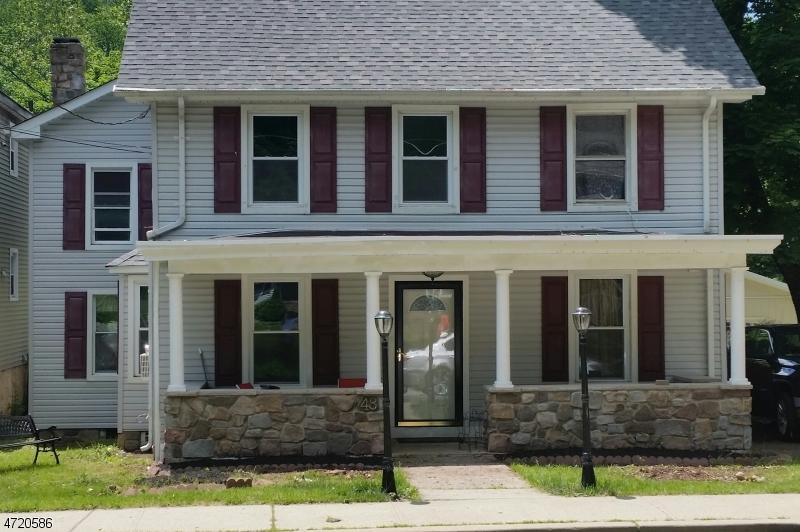 Maison unifamiliale pour l à louer à 48 Main Street Glen Gardner, New Jersey 08826 États-Unis