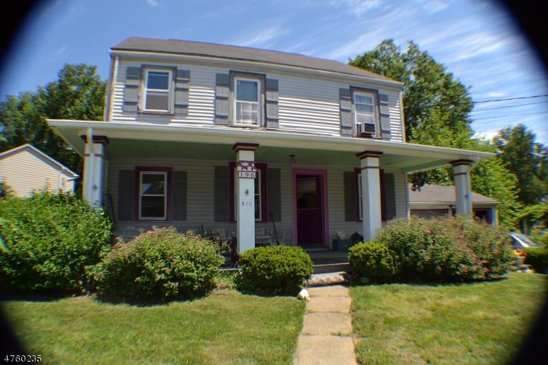 Частный односемейный дом для того Аренда на 196 Morris Avenue Denville, Нью-Джерси 07834 Соединенные Штаты