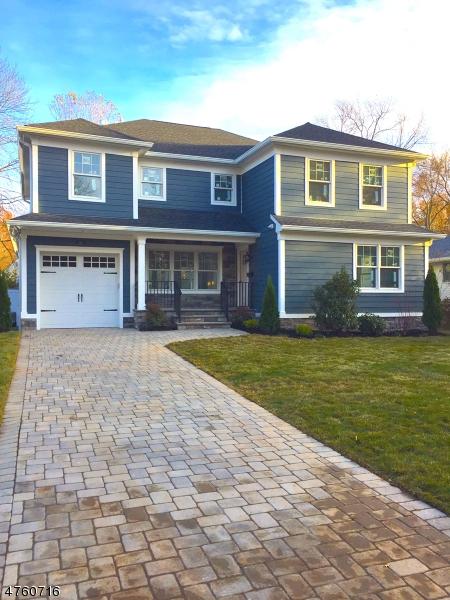 独户住宅 为 销售 在 24 Pearl Street 新普罗维登斯岛, 新泽西州 07974 美国