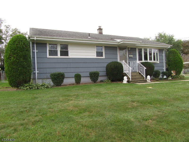 Single Family Home for Sale at 525 Sidorske Avenue Manville, New Jersey 08835 United States