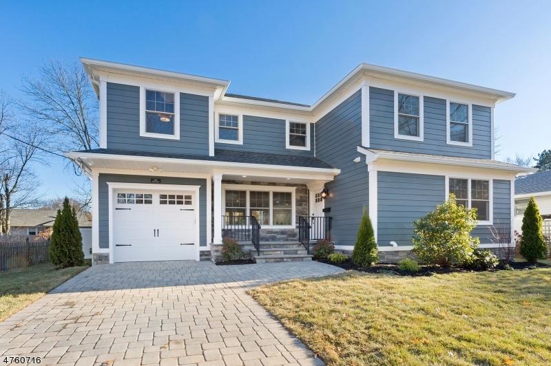 Casa Unifamiliar por un Venta en 24 Pearl Street New Providence, Nueva Jersey 07974 Estados Unidos