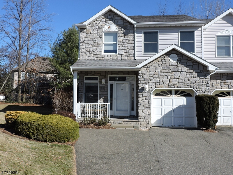 Single Family Home for Rent at 65 Springhill Drive Parsippany, New Jersey 07950 United States