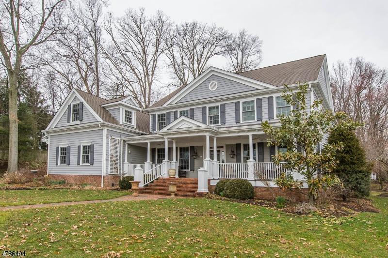 Частный односемейный дом для того Продажа на 40 Garfield Avenue Madison, Нью-Джерси 07940 Соединенные Штаты