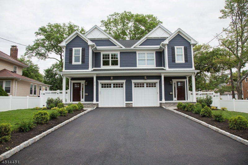 Casa Unifamiliar por un Alquiler en 581 TRINITY Place Westfield, Nueva Jersey 07090 Estados Unidos