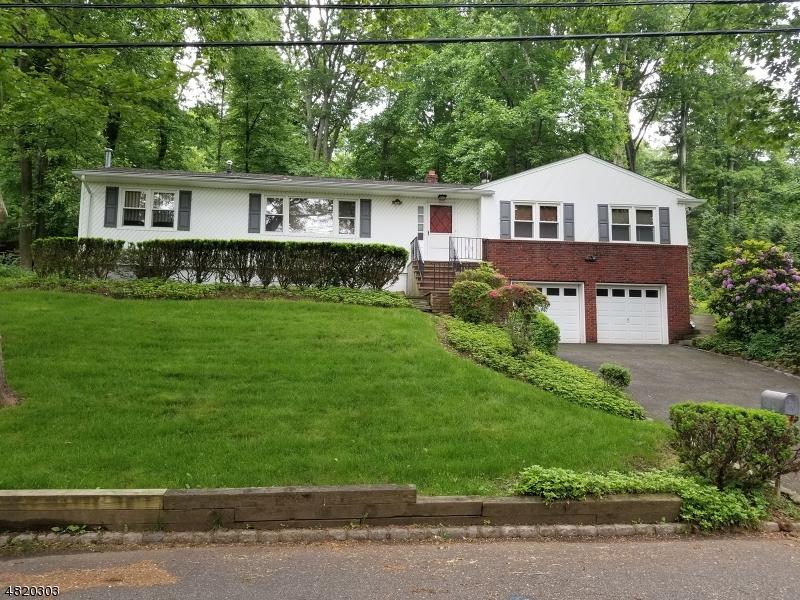 Частный односемейный дом для того Продажа на 1097 SYLVAN Lane Mountainside, Нью-Джерси 07092 Соединенные Штаты