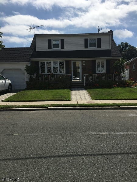 Single Family Home for Sale at 1061 WARREN Avenue Union, New Jersey 07083 United States