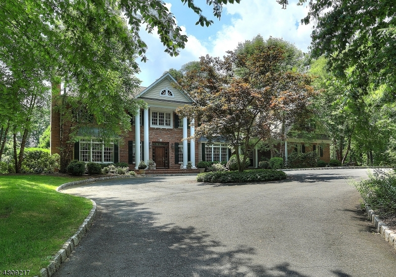 Single Family Home for Sale at 9 TIMBER RIDGE RD 9 TIMBER RIDGE RD Mendham, New Jersey 07931 United States