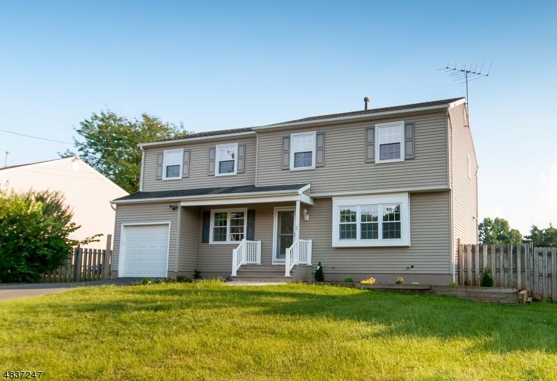 Частный односемейный дом для того Продажа на 3 PIERSON Drive Hillsborough, Нью-Джерси 08844 Соединенные Штаты