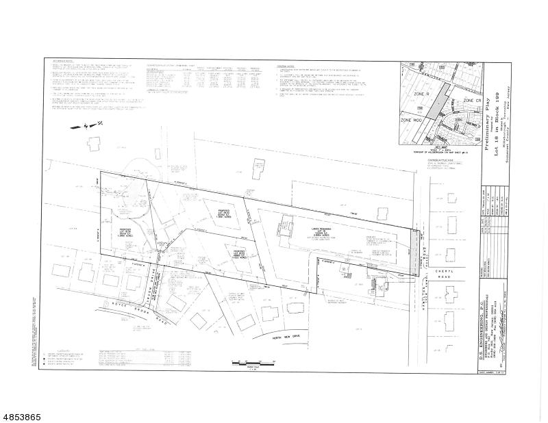 Частный односемейный дом для того Продажа на 50 HAMILTON Road Hillsborough, Нью-Джерси 08844 Соединенные Штаты