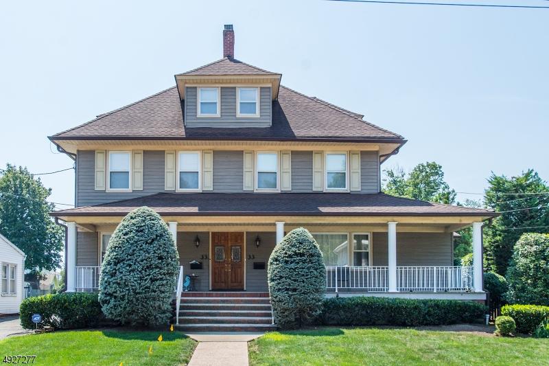 Multi-Family Homes pour l Vente à Nutley, New Jersey 07110 États-Unis