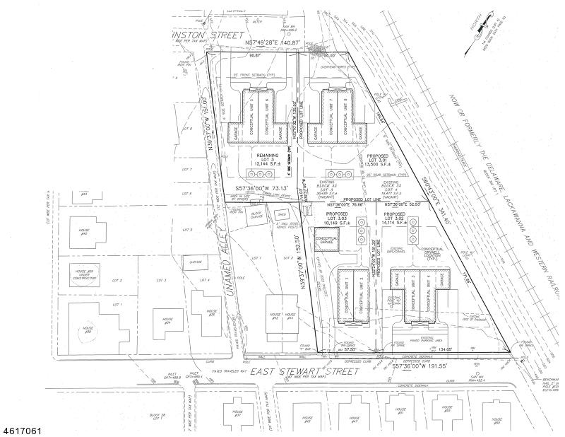 Земля для того Продажа на 50 E Streetewart Street Washington, Нью-Джерси 07882 Соединенные Штаты