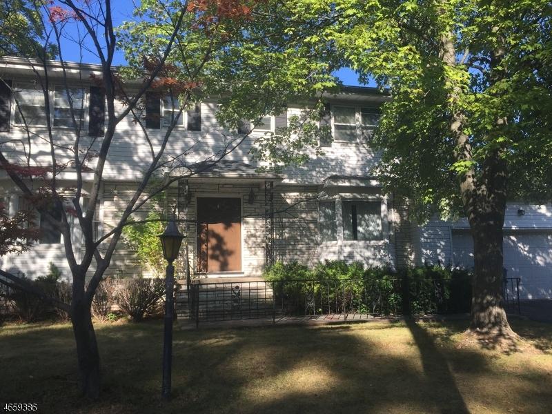 Maison unifamiliale pour l Vente à 1153 Martine Avenue Scotch Plains, New Jersey 07076 États-Unis