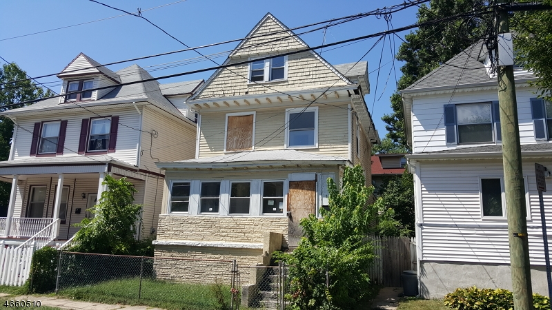 Single Family Home for Sale at 81-83 W END Avenue Newark, New Jersey 07106 United States