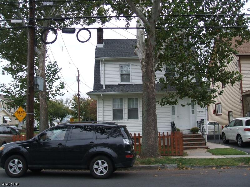 Частный односемейный дом для того Аренда на 1029 Salem Avenue Hillside, Нью-Джерси 07205 Соединенные Штаты