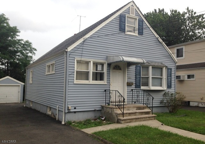 Single Family Home for Sale at 1024 Bergen Avenue Linden, New Jersey 07036 United States