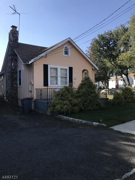 Частный односемейный дом для того Продажа на 146 N 20th Street Kenilworth, Нью-Джерси 07033 Соединенные Штаты