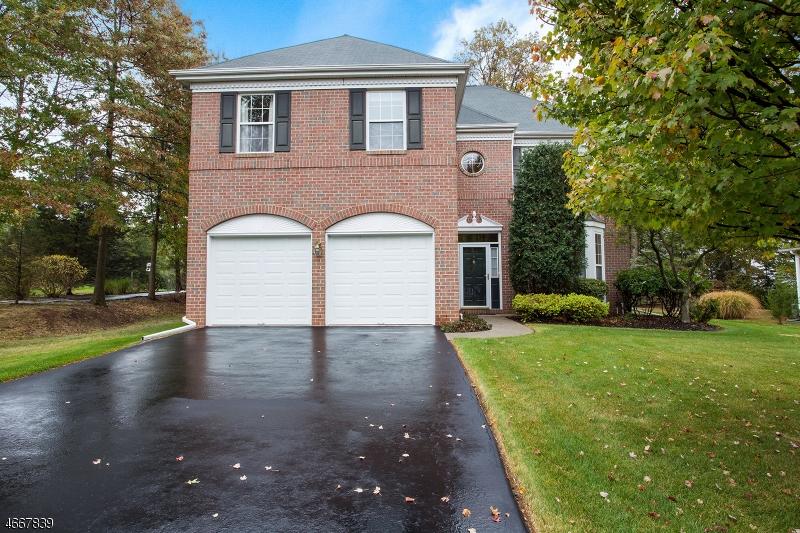 Частный односемейный дом для того Продажа на 1 Captains Woods Road Whitehouse Station, 08889 Соединенные Штаты