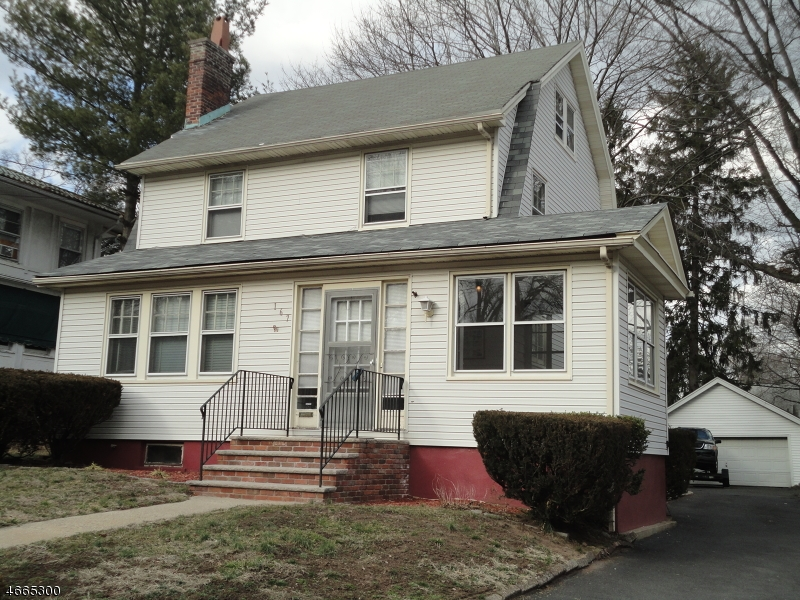 Single Family Home for Sale at 167 Tremont Avenue Orange, New Jersey 07050 United States