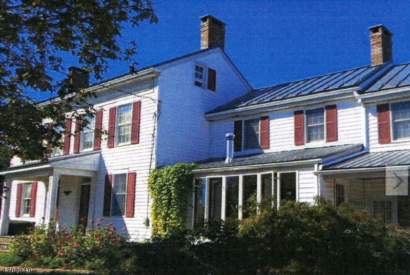 Maison unifamiliale pour l Vente à 610 Little York Mount Pleas Milford, New Jersey 08848 États-Unis