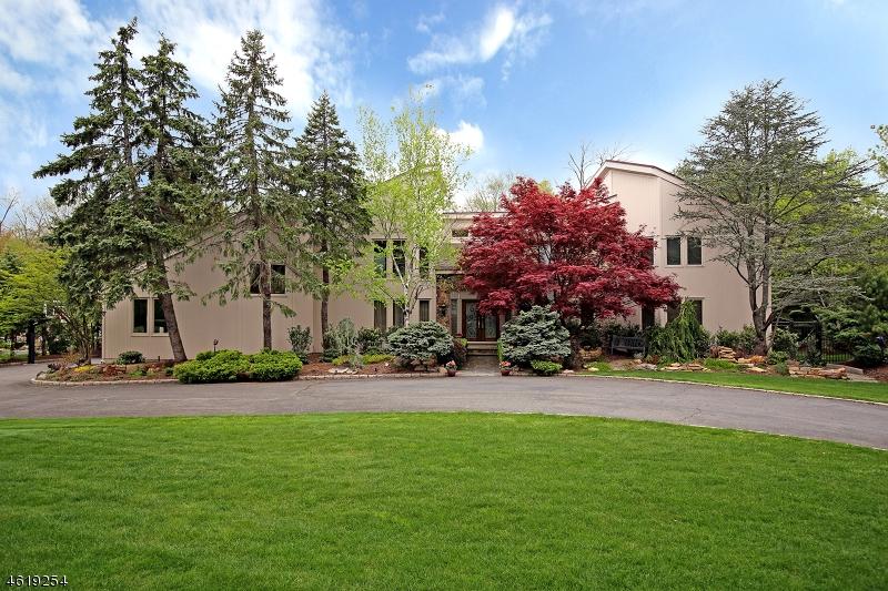 Частный односемейный дом для того Продажа на 17 Canoe Brook Drive Livingston, 07039 Соединенные Штаты