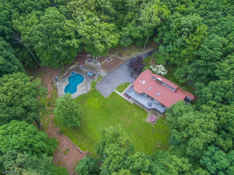 Частный односемейный дом для того Аренда на 3 India Brook Drive Mendham, Нью-Джерси 07945 Соединенные Штаты