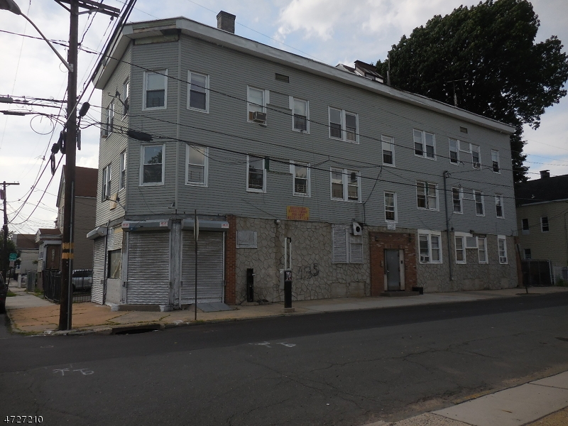 Commercial for Sale at 124 19th Avenue Irvington, New Jersey 07111 United States