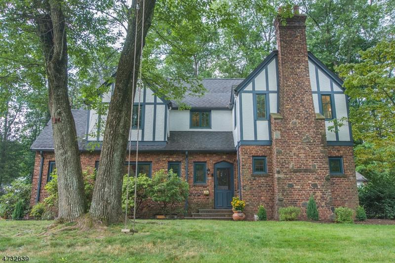 واحد منزل الأسرة للـ Sale في 25 Gordon Place 25 Gordon Place Verona, New Jersey 07044 United States