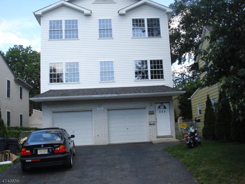 Casa Unifamiliar por un Alquiler en 245 N 9th Street Kenilworth, Nueva Jersey 07033 Estados Unidos