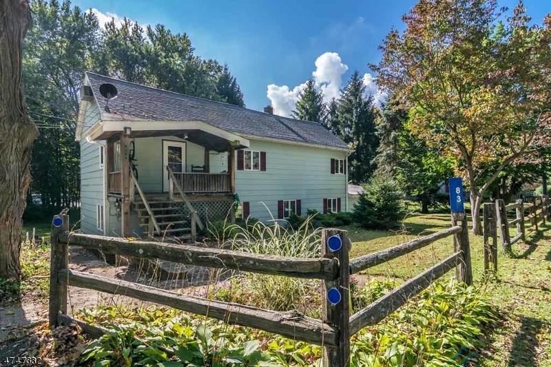 Casa Multifamiliar por un Venta en 83 Fairview Avenue Washington, Nueva Jersey 07853 Estados Unidos