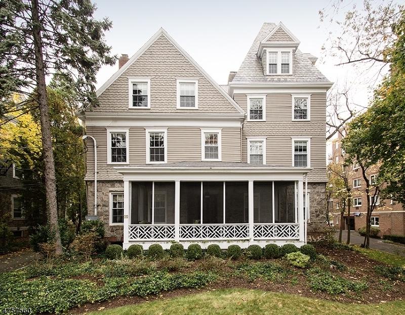 Частный односемейный дом для того Аренда на 15 Euclid Avenue Summit, Нью-Джерси 07901 Соединенные Штаты