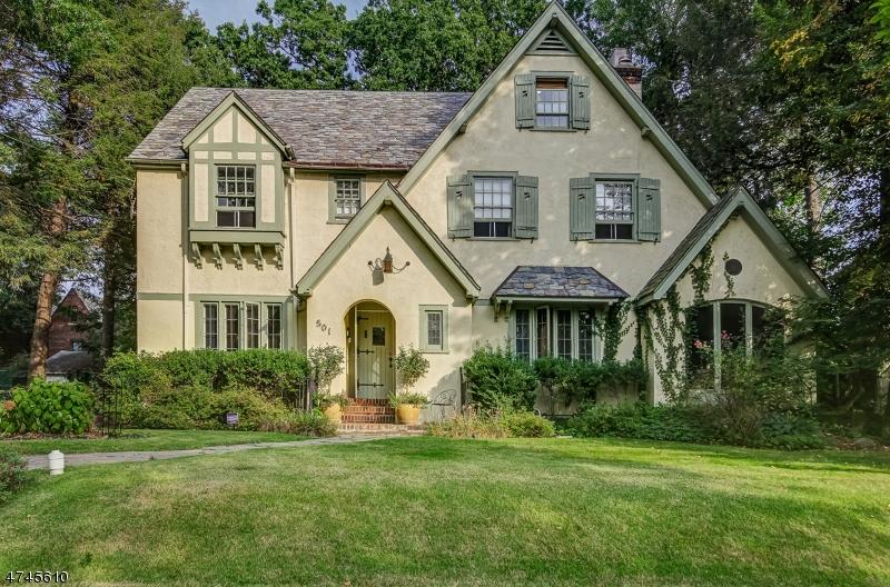 獨棟家庭住宅 為 出售 在 501 HIGHLAND Avenue Newark, 新澤西州 07104 美國