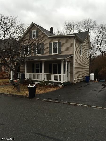 Casa Unifamiliar por un Venta en 6 Bedford Avenue Stanhope, Nueva Jersey 07874 Estados Unidos