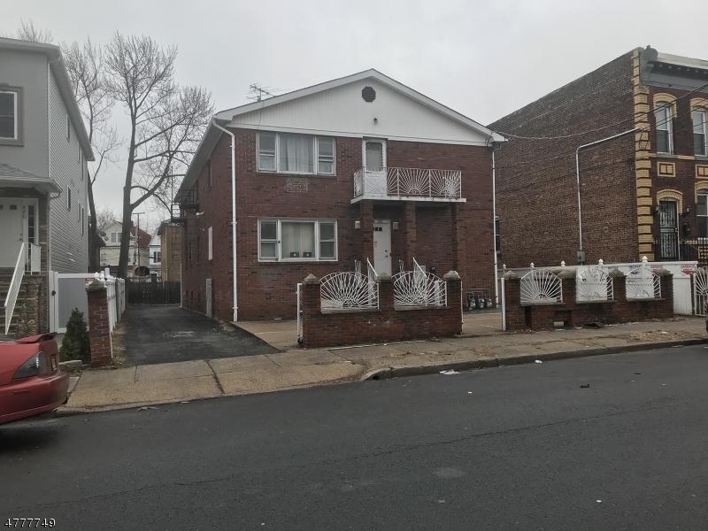 Частный односемейный дом для того Аренда на 824-826 GROVE Street Elizabeth, Нью-Джерси 07202 Соединенные Штаты