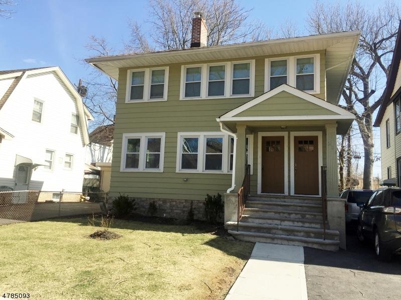 Частный односемейный дом для того Аренда на 214 Ward Place South Orange, Нью-Джерси 07079 Соединенные Штаты