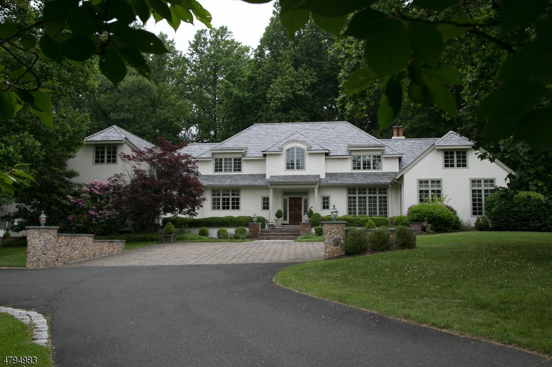 Single Family Home for Sale at 141 Dryden Road Bernardsville, New Jersey 07924 United States