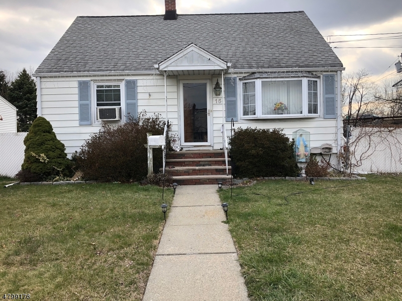 Single Family Home for Sale at 15 Mill Street Elmwood Park, New Jersey 07407 United States