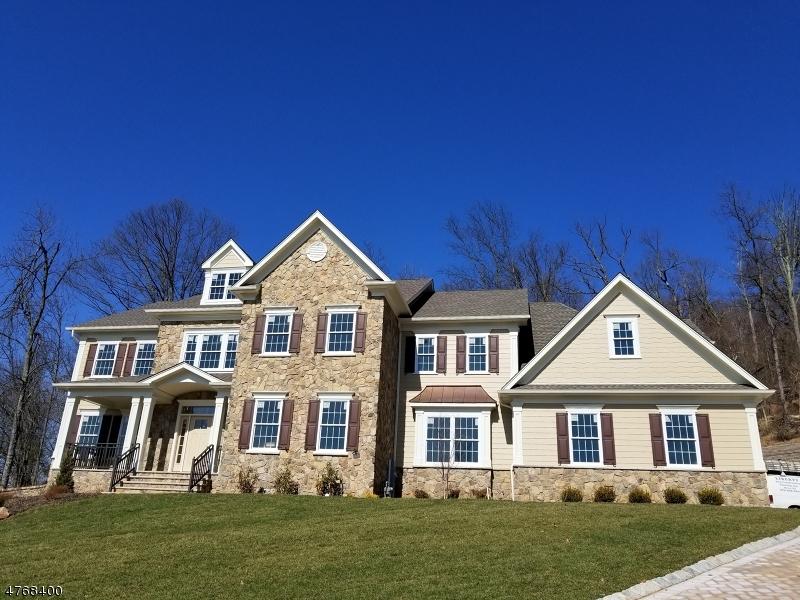 Enfamiljshus för Försäljning vid 17 North Crossing Bridgewater, New Jersey 08807 Usa