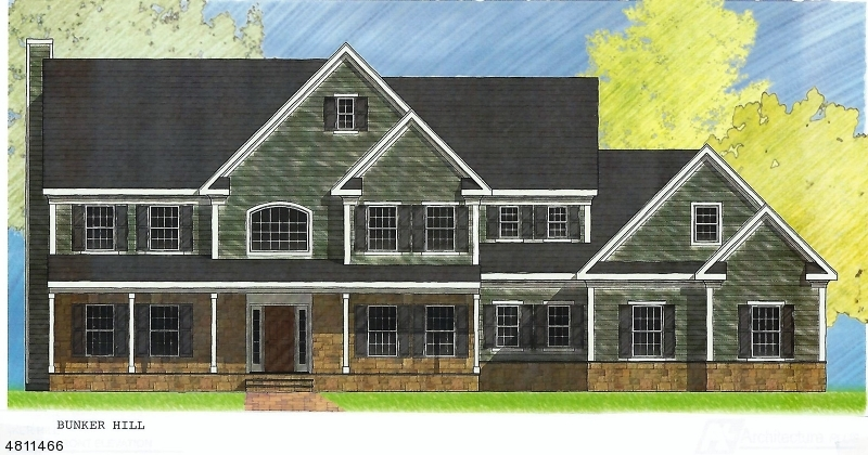 Tek Ailelik Ev için Satış at 859 Parsonage Hill Drive Branchburg, New Jersey 08876 Amerika Birleşik Devletleri
