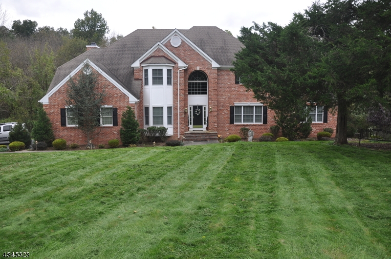 Single Family Home for Sale at 22 FOX HOLLOW WAY 22 FOX HOLLOW WAY Green Township, New Jersey 07821 United States