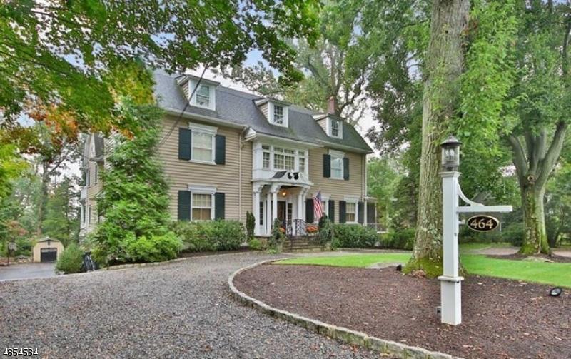 Maison unifamiliale pour l Vente à 464 MORRIS Avenue Boonton, New Jersey 07005 États-Unis