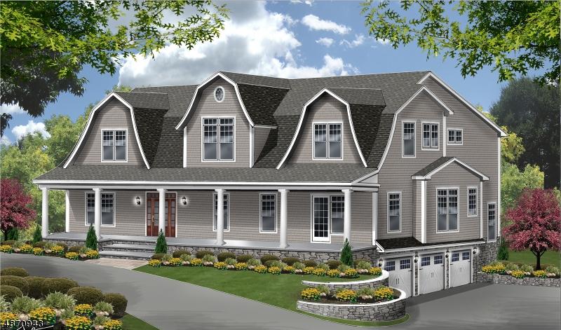 Частный односемейный дом для того Продажа на 126 HIGHLAND Avenue Millburn, Нью-Джерси 07078 Соединенные Штаты