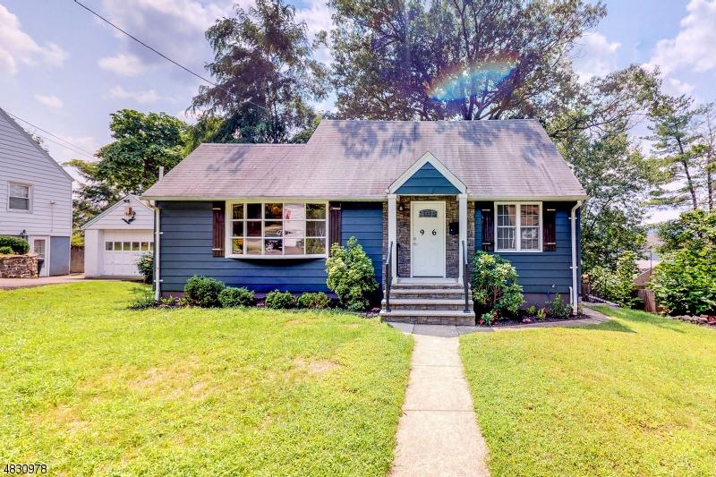 Частный односемейный дом для того Продажа на 96 E COOPER Street Dover Township, Нью-Джерси 07801 Соединенные Штаты