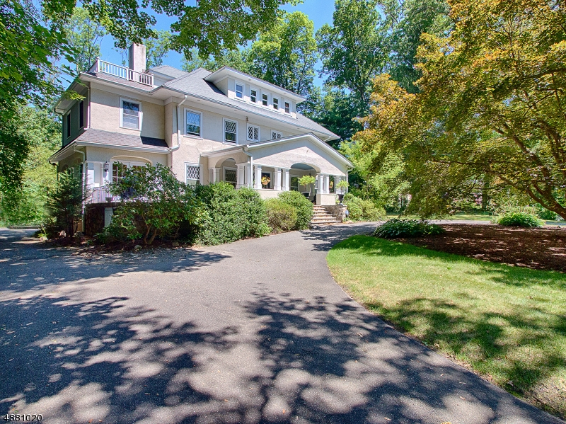 Single Family Home for Sale at 101 BLVD 101 BLVD Mountain Lakes, New Jersey 07046 United States