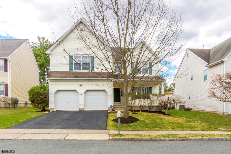 Single Family Home for Sale at 38 Reinhart Way Bridgewater, New Jersey 08807 United States