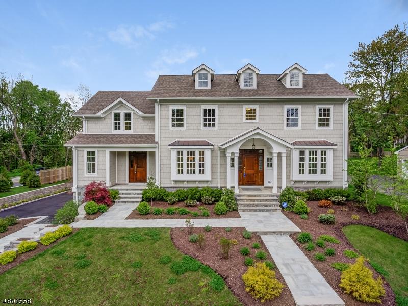 single family homes для того Продажа на Chatham, Нью-Джерси 07928 Соединенные Штаты