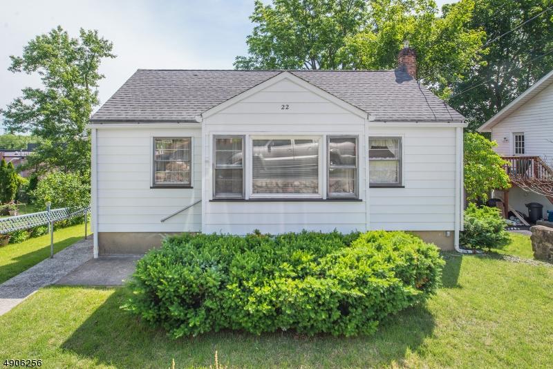 single family homes для того Продажа на Denville, Нью-Джерси 07834 Соединенные Штаты