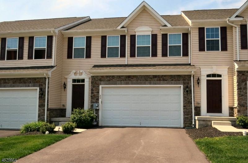 Single Family Home for Sale at 22 WASHINGTON SQUARE Circle Washington, New Jersey 07882 United States
