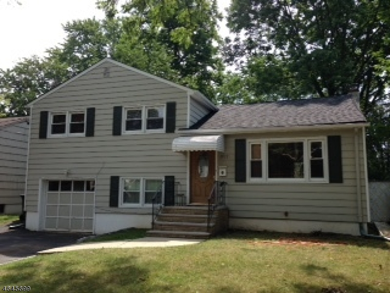 Single Family Home for Sale at 1912 SUNSET Place Scotch Plains, New Jersey 07076 United States